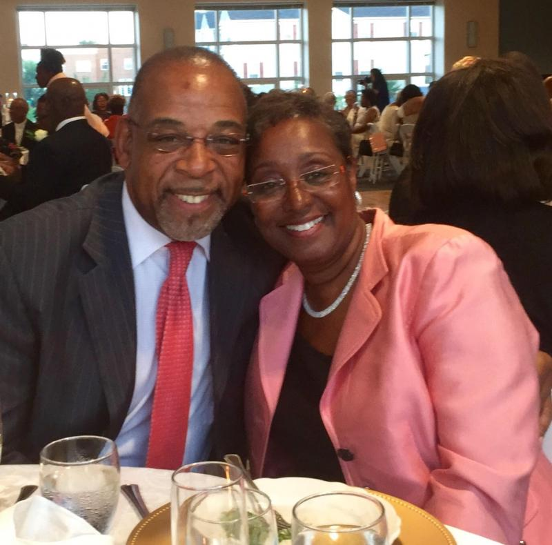 Rev. and Mrs. Massie