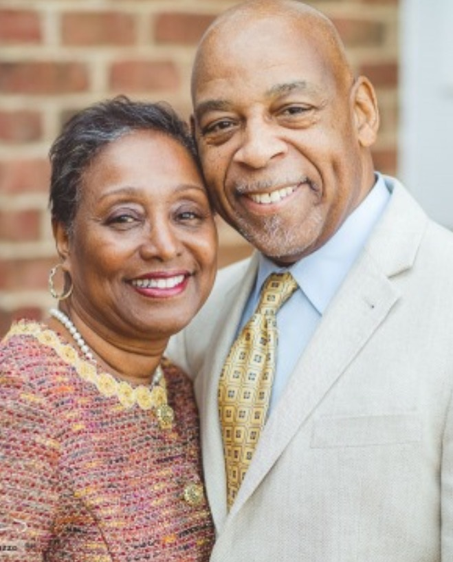 Rev. Leonard and First Lady Elfreda Massie