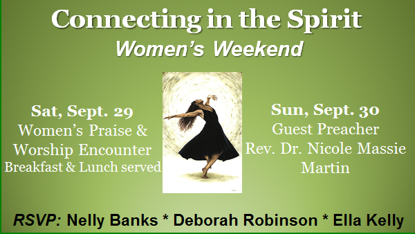 women's weekend invitation